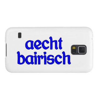 outlaw bairisch genuinly Bavarian Galaxy S5 Covers
