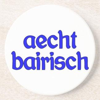 outlaw bairisch genuinly Bavarian Drink Coaster