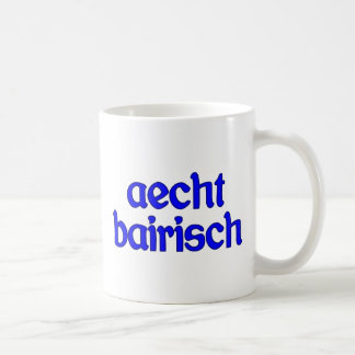 outlaw bairisch genuinly Bavarian Mug