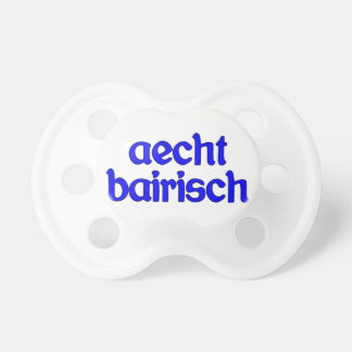 outlaw bairisch genuinly Bavarian Pacifiers
