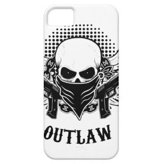 OUTLAW cute, beautiful, iPhone SE/5/5s Case