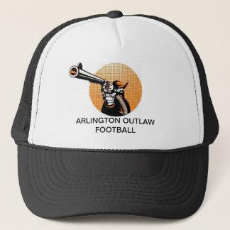 OUTLAW Football Hat! Trucker Hat