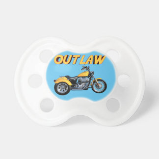 Outlaw Gold Trike Pacifier