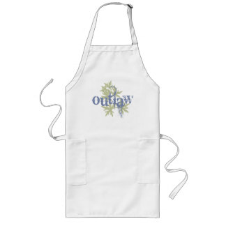 Outlaw & Green Leaf Aprons