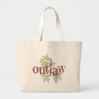 Outlaw & Green Leaf Bags