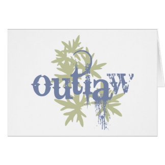 Outlaw & Green Leaf Cards