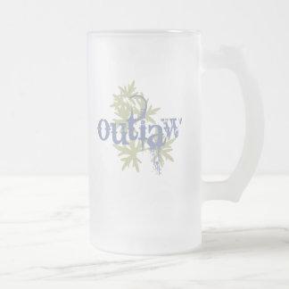 Outlaw & Green Leaf Mug
