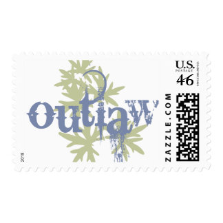 Outlaw & Green Leaf Stamps