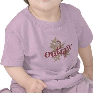 Outlaw & Green Leaf Tshirts