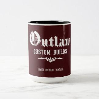 Outlaw Hot Rod mug