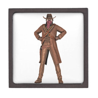 Outlaw of the West Keepsake Box
