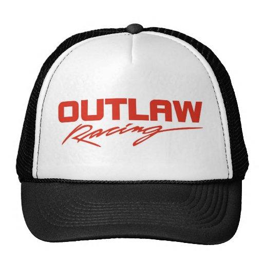 Outlaw Racing Trucker Hats