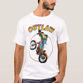 Outlaw Rider T-Shirt