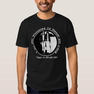 Outlaw Vows -DKT Tshirt