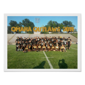 Outlaws 2011 Team Poster