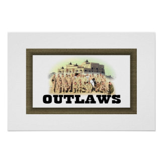 OUTLAWS 2 POSTER