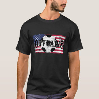 Outlaws - American Soccer Shirt