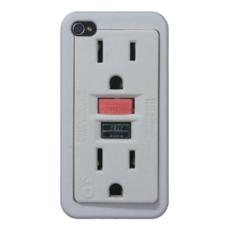 Outlet Case For iPhone 4