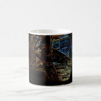 Outline Atmospheric Space Mug