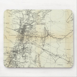 Outline Map of Washoe District Mouse Pad