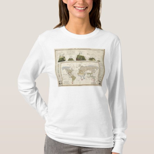 Outline of plant geography T-Shirt