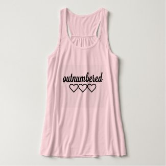 Outnumbered Tank