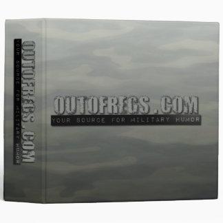 OutOfRegs Binder