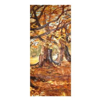Outono (vendido) plantillas de lonas