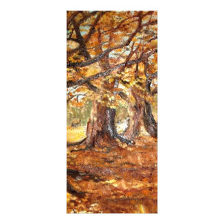 Outono vendido plantillas de lonas