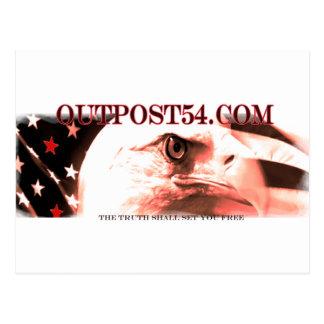 OUTPOST54.COM POSTCARDS