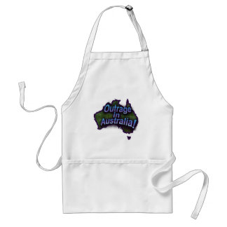 Outrage in Australia! Adult Apron