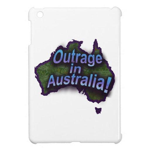 Outrage in Australia! Cover For iPad Mini