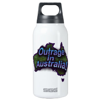Outrage in Australia! Insulated Water Bottle