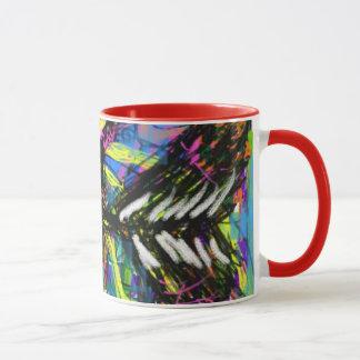 Outrage Mug Red