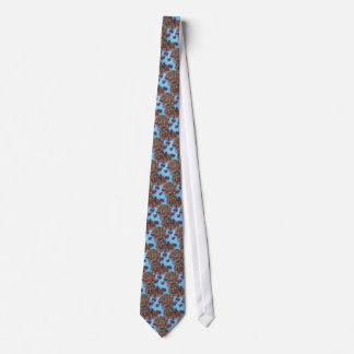 Outrageous Blue Tie