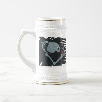 Outrageous Fortune Tattered Flag Tankard Mugs