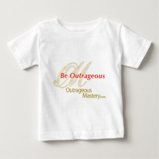 Outrageous Mastery .Com Baby T-Shirt