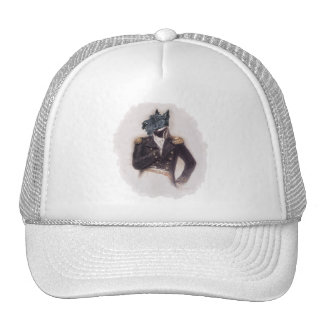 Outrageously Heroic Scottish Terrier Trucker Hat