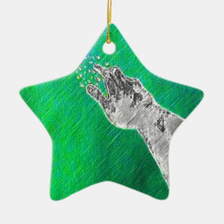 Outreach Ceramic Ornament
