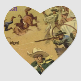 Outriders Heart Sticker
