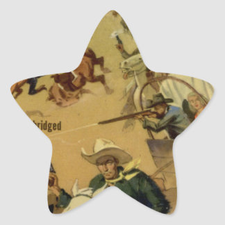 Outriders Star Sticker