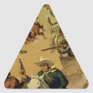 Outriders Triangle Sticker