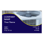 outside heat pump Double-Sided standard business cards (Pack of 100)