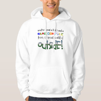 """Outside"" Hoodie"