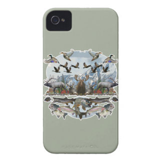 Outside life iPhone 4 Case-Mate case