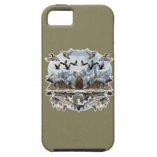 Outside life iPhone SE/5/5s case