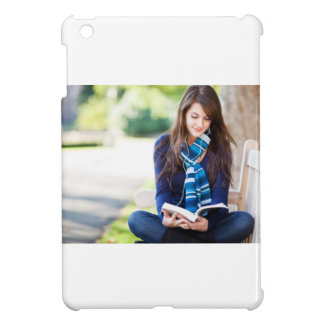 Outside Reading With Music iPad Mini Cover