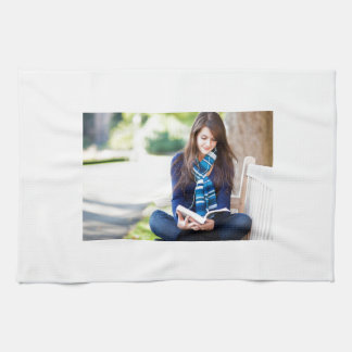 Outside Reading With Music Towel