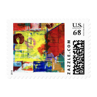 Outside the Box 2 Postage Stamp