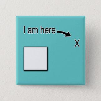 Outside the Box Pinback Button